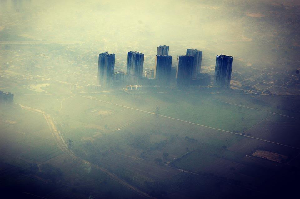 Zanieczyszczenie powietrza w polskich miastach