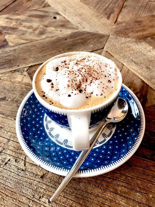 Pikantna kawa mocha