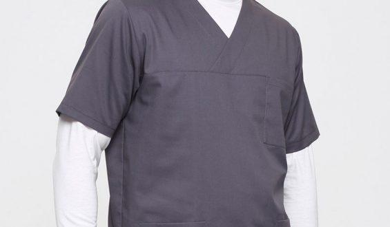 Bluza chirurgiczna męska BL 56.1 – kiedy komfort jest naprawdę ważny!