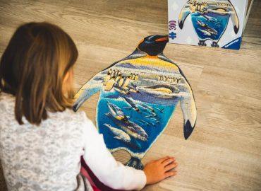 Puzzle jako wartościowa zabawka dla najmłodszych