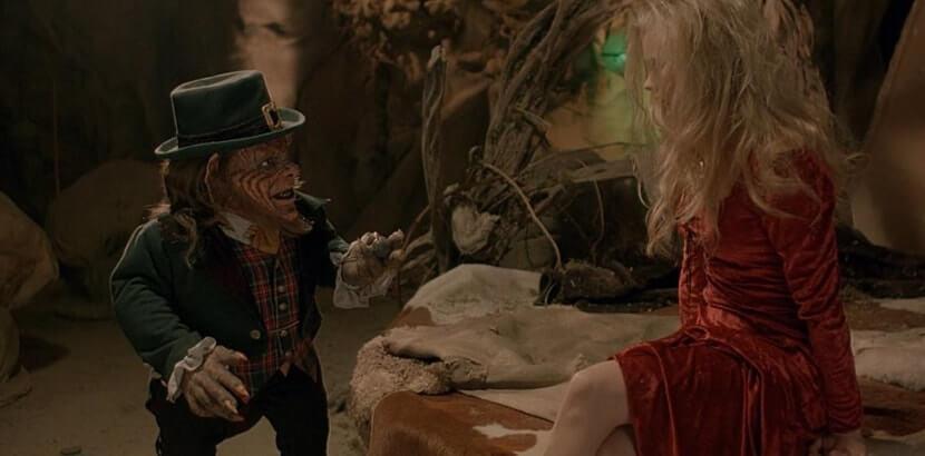 Dzień świętego Patryka - the Leprechaun