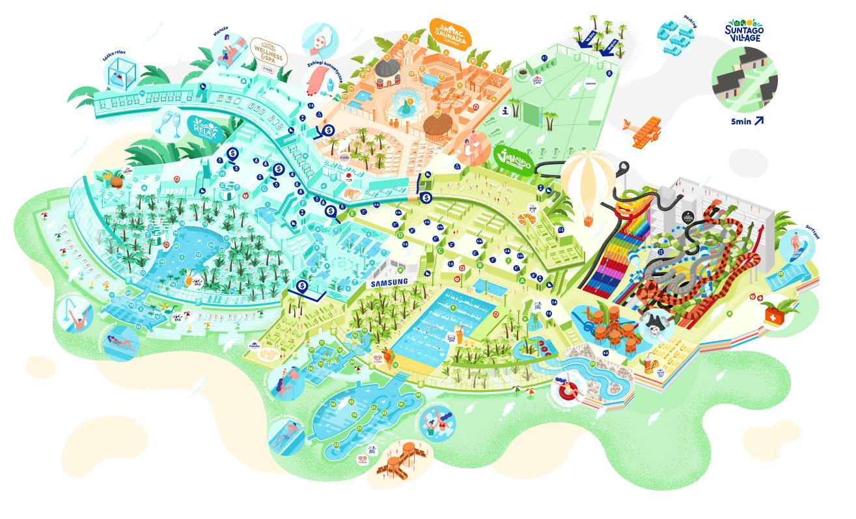 Mapa Park of Poland