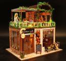 Miniaturowe domki – super zabawa dla całej rodziny w dobie epidemii koronawirus